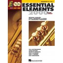 Essential Elements 2000 pour Clarinette Vol. 1 + CD/DVD - HL860209